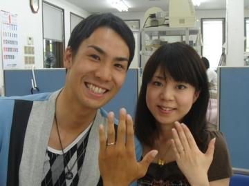 橘田ご夫妻