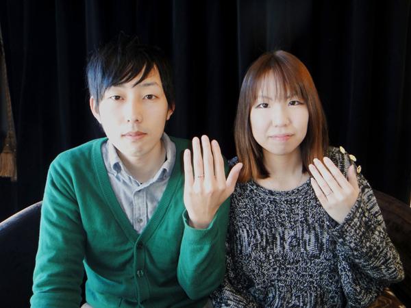 柴田卓也様&ゆり様 素敵な出会いのお二人に!