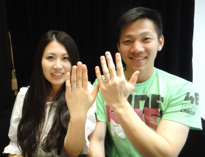 Congratulations on your engagement♡2012.9.16