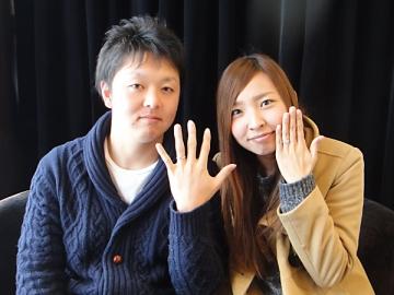 渡邉卓也様&沙也加様「7周年目にご入籍!」