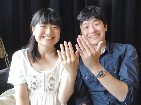 小林正典様&宮坂芳青様「幸せの魔法が永遠に続きますように♪」