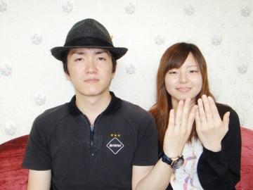 笹原亮様&なほ様「七夕に御入籍のプリンセス」