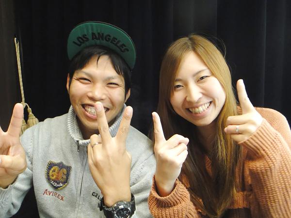 山本晃輔様&大矢美里様 本日はご結婚おめでとうございます!