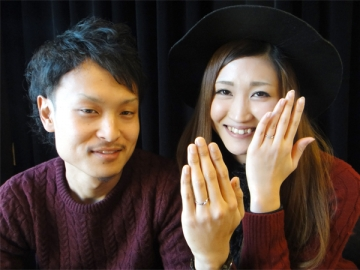 斉藤正泰様&早紀様 これこそ本物の運命の出会い!