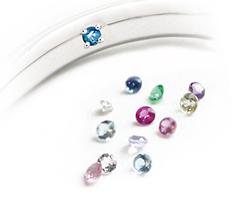 マリアージュMariageご成約でインサイドストーンにブルーダイヤをプレゼント!