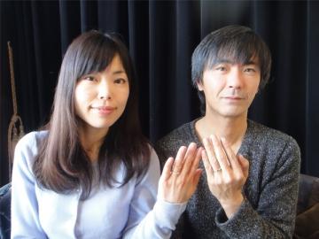 成田健様&沙織様 Happy Wedding 2016.5.3