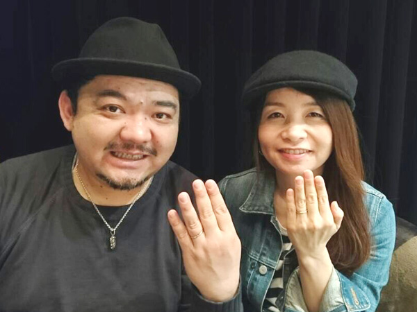 山本龍様&保坂裕香様 Happy Wedding