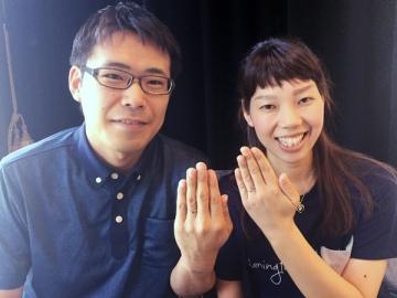 小田切覚様&圭子様 夢いっぱいの幸せを運ぶ魔法
