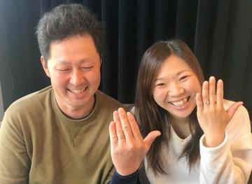 S・E様&C・E様 Happy Wedding!