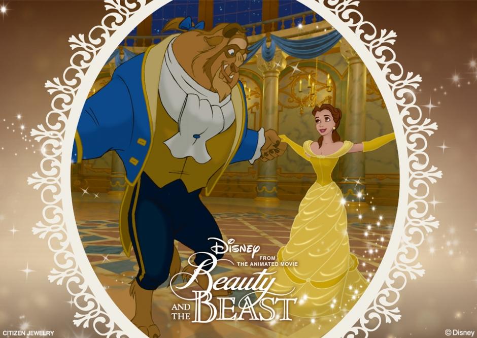 ''美女と野獣''(Beauty and the Beast)リングデザインリニューアルのお知らせ