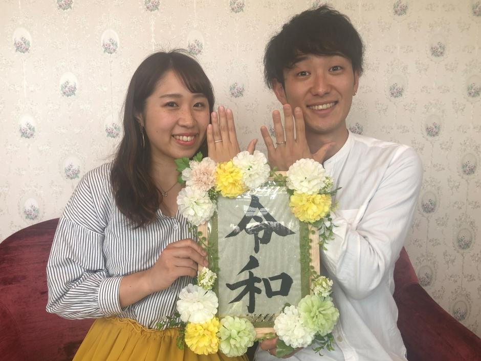 R様&A様 Happy Wedding